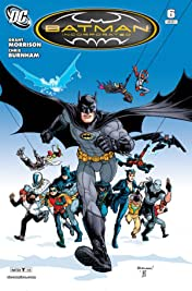 Batman Incorporated #6