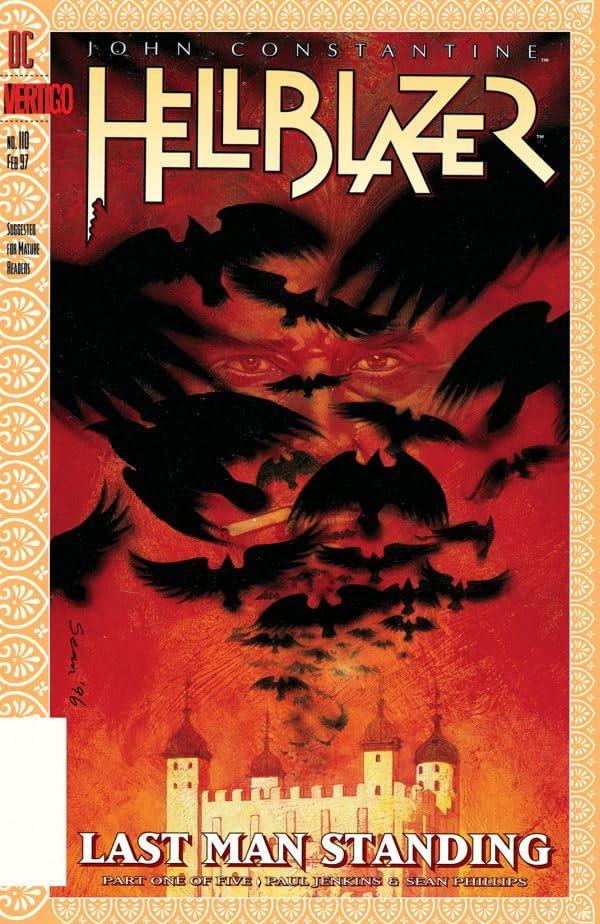 Hellblazer #110