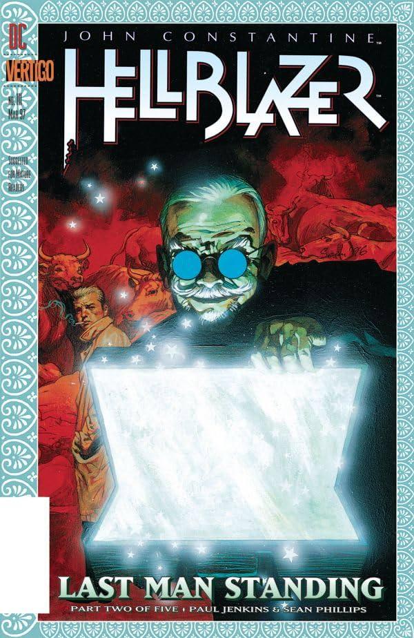 Hellblazer #111