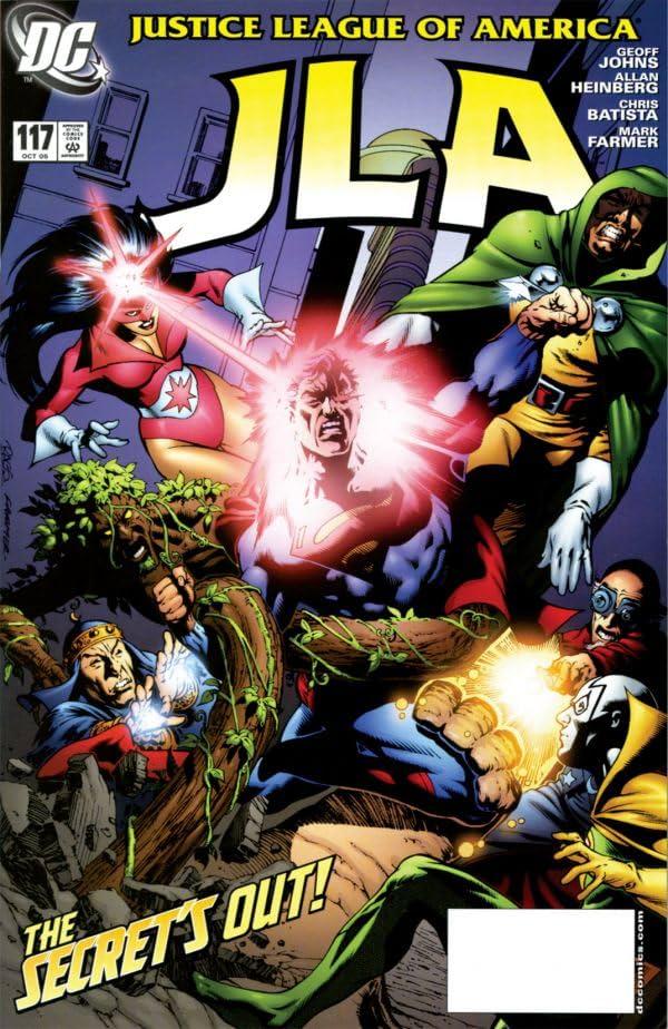 JLA (1997-2006) #117