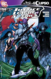 Justice League of America (2006-2011) #54