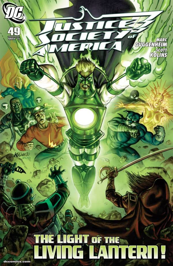 Justice Society of America (2007-2011) #49