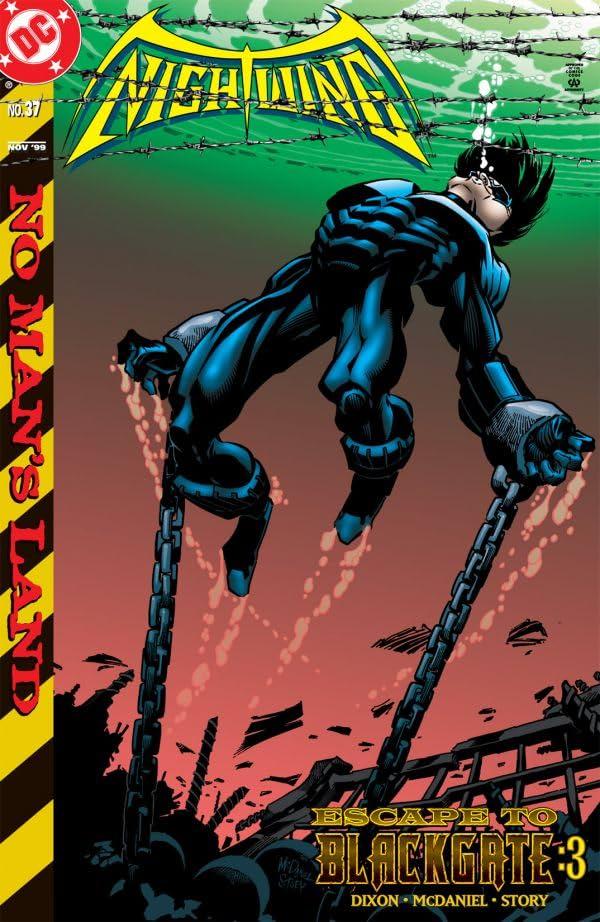 Nightwing (1996-2009) #37
