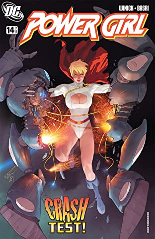 Power Girl (2009-2011) No.14