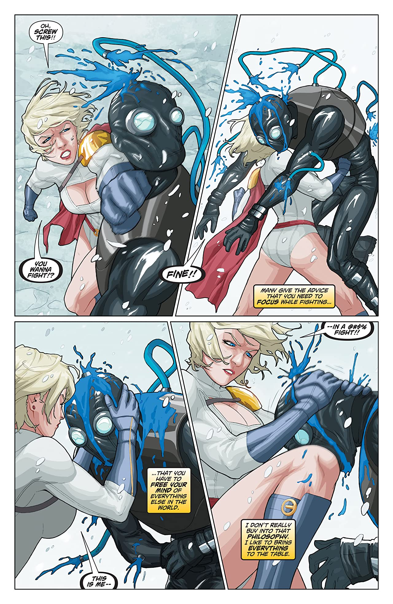 Power Girl (2009-2011) #16