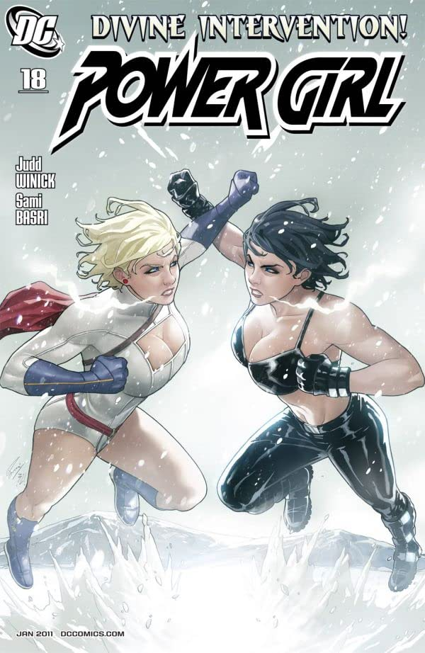 Power Girl #18