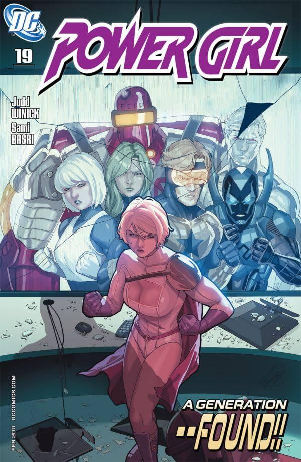 Power Girl #19