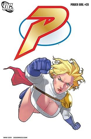 Power Girl (2009-2011) #20