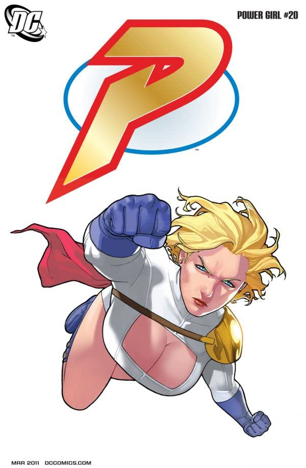 Power Girl #20