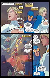 Power Girl (2009-2011) #21