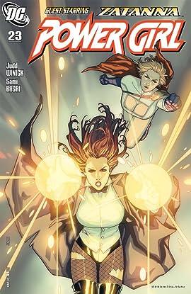 Power Girl (2009-2011) #23