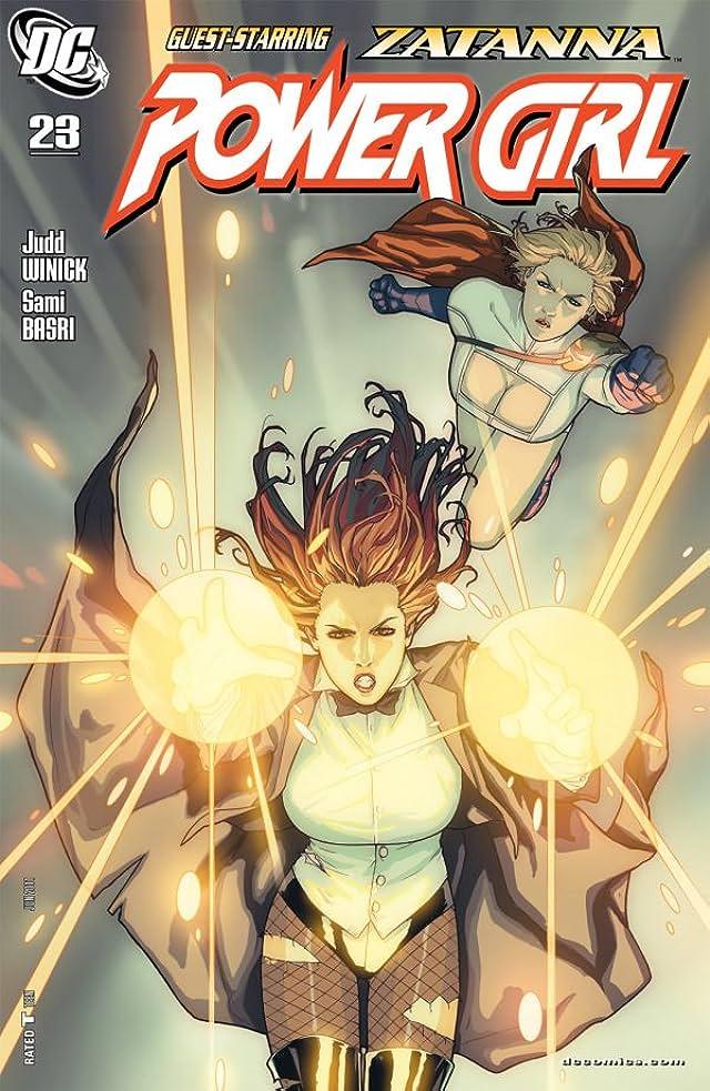 Power Girl #23