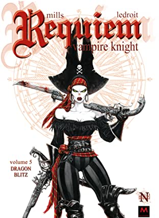 Requiem Vampire Knight Tome 5: Dragon Blitz