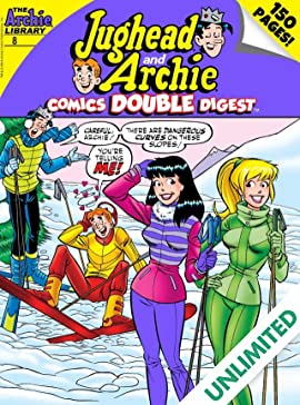 Jughead and Archie Comics Double Digest #8