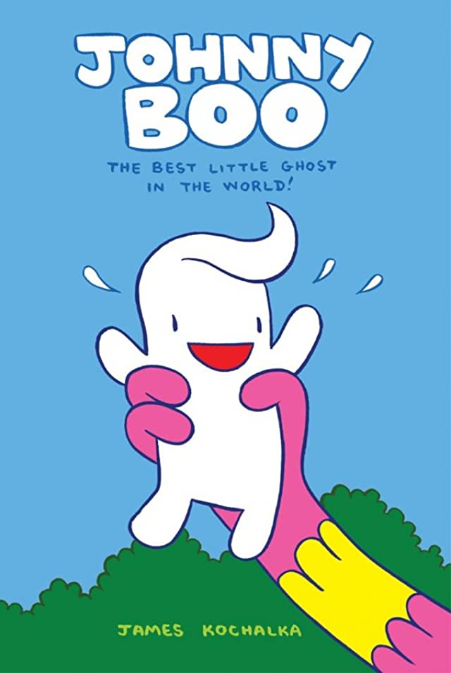 Johnny Boo Vol. 1: Best Little Ghost in the World