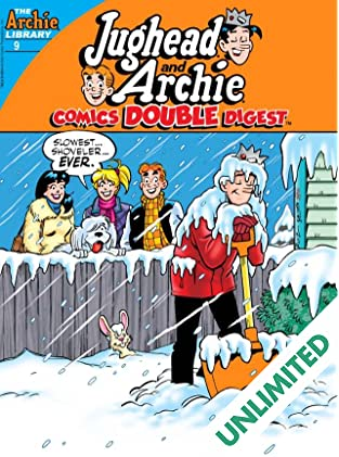 Jughead and Archie Comics Double Digest #9