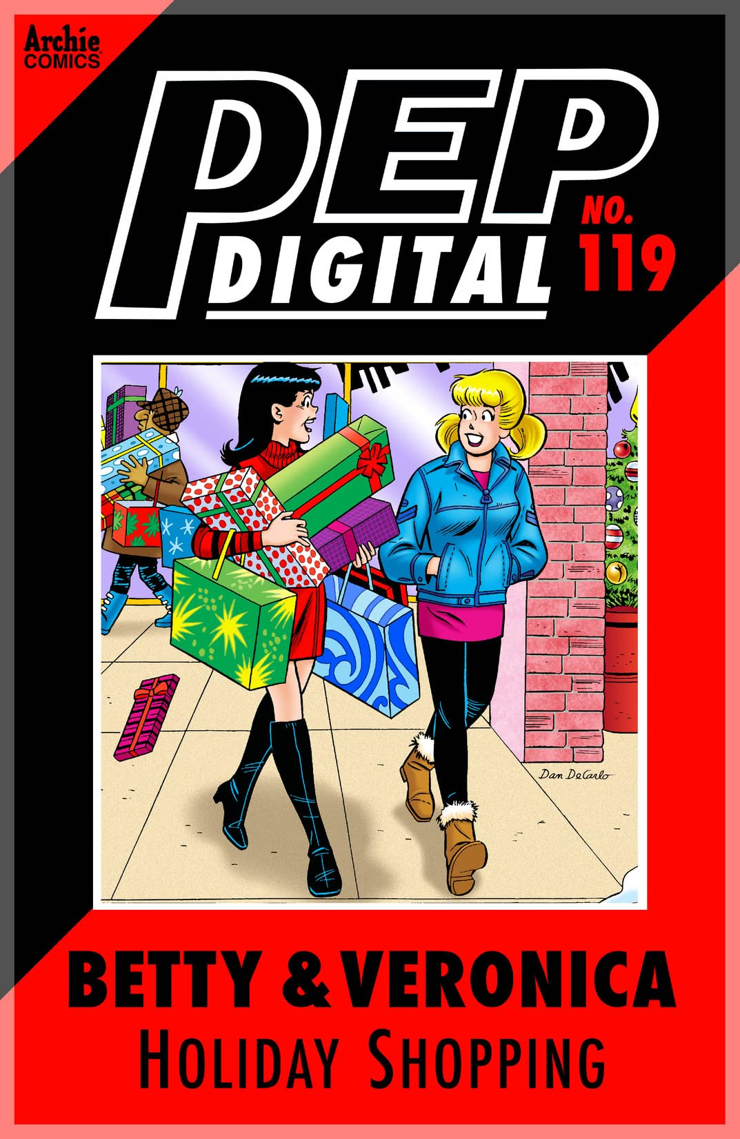 PEP Digital #119: Betty & Veronica Holiday Shopping