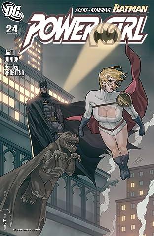 Power Girl (2009-2011) #24