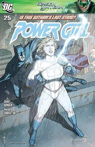 Power Girl (2009-2011) #25