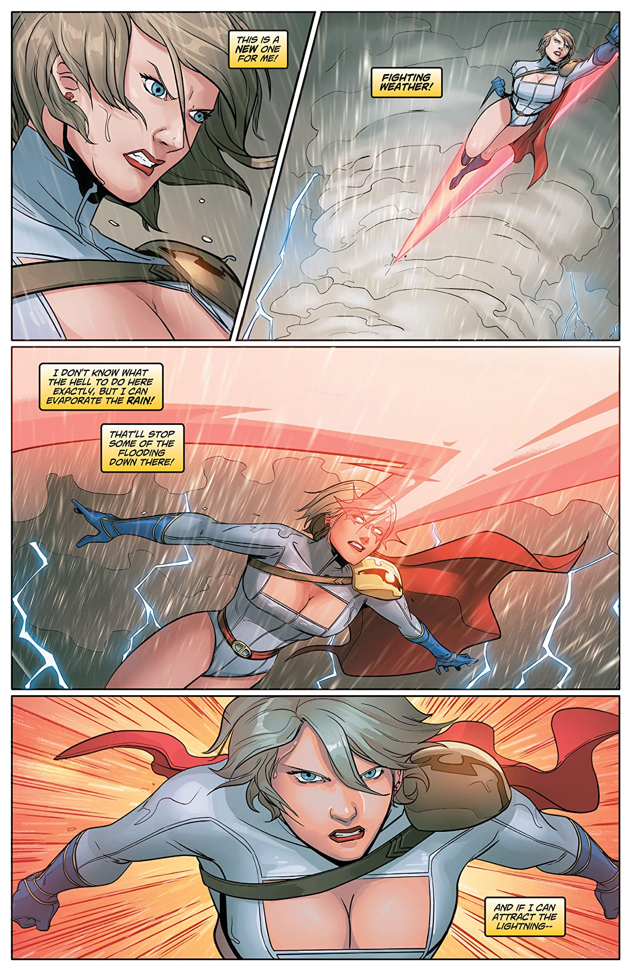 Power Girl (2009-2011) #25