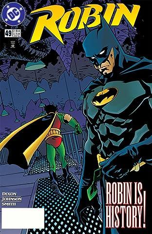 Robin (1993-2009) #49