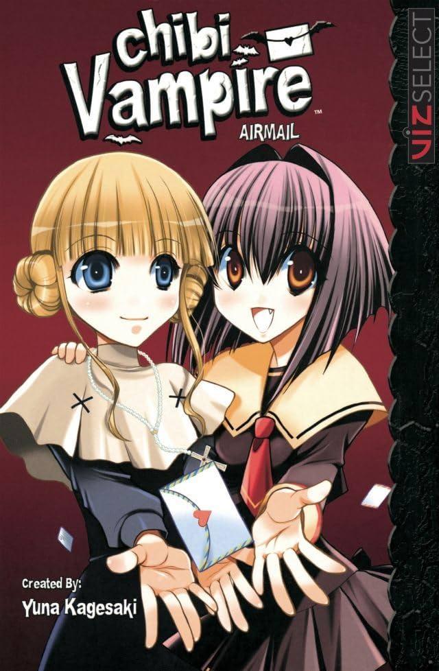Chibi Vampire Airmail Vol. 1