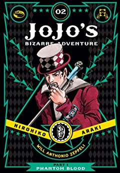 JoJo's Bizarre Adventure: Part 1--Phantom Blood Vol. 2
