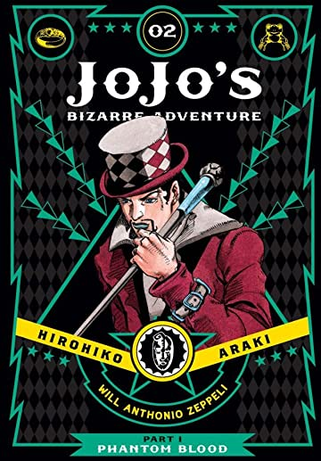 JoJo's Bizarre Adventure: Part 1--Phantom Blood Tome 2