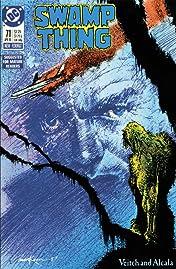 Swamp Thing (1982-1996) #71
