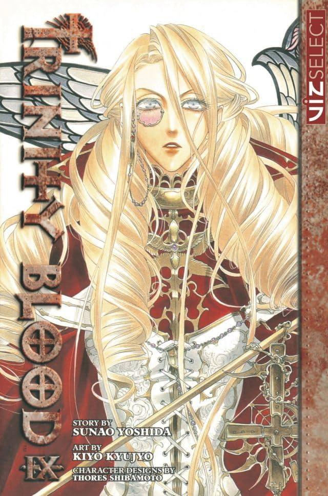 Trinity Blood Vol. 9