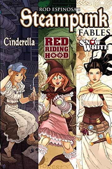 Rod Espinosa's Steampunk Fables Vol. 1