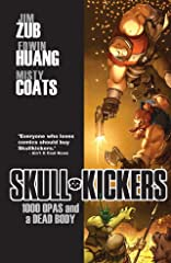 Skullkickers Vol. 1: 1000 Opas and a Dead Body