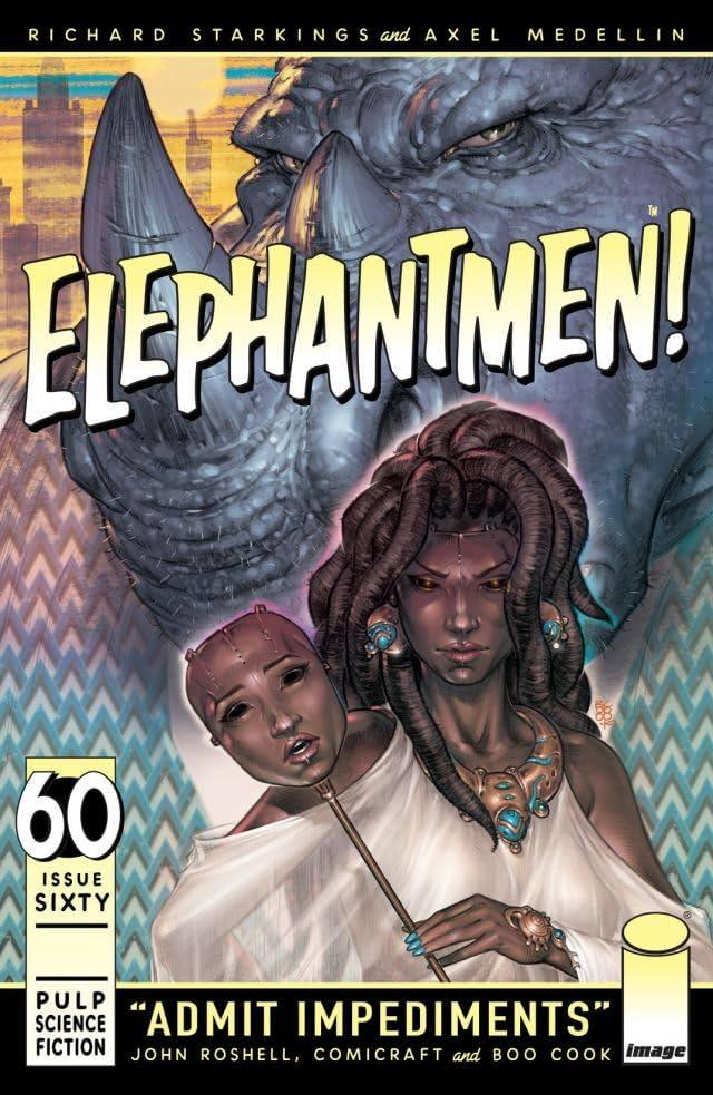 Elephantmen #60