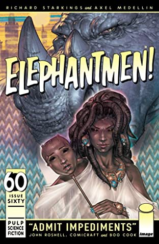Elephantmen No.60