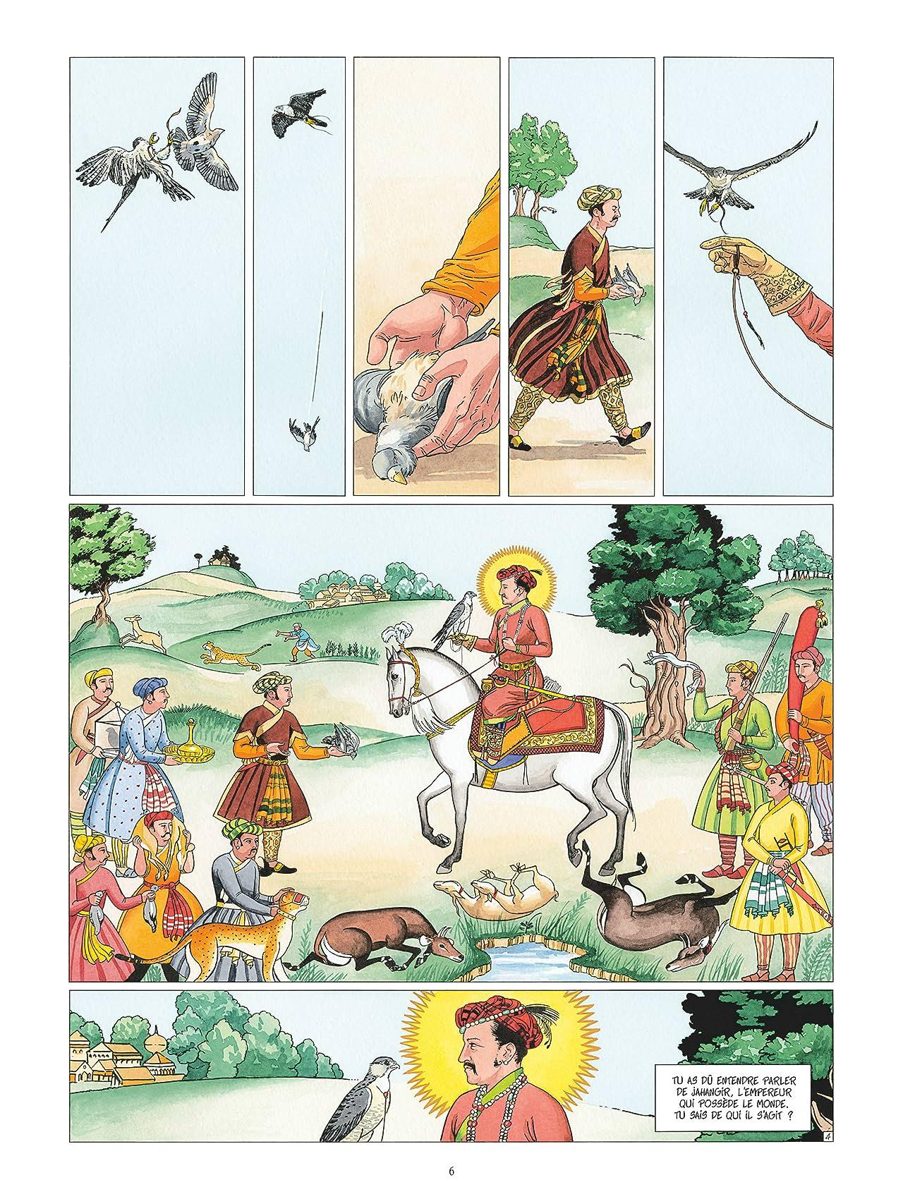 Muraqqa' Vol. 1: Vêtue par le ciel