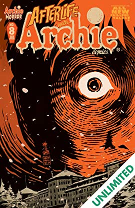 Afterlife With Archie #8