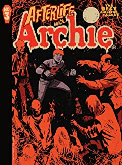 Afterlife With Archie Magazine No.3