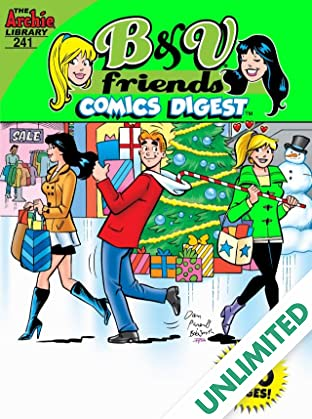 B & V Friends Comics Digest #241