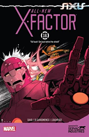 All-New X-Factor (2014-2015) No.16