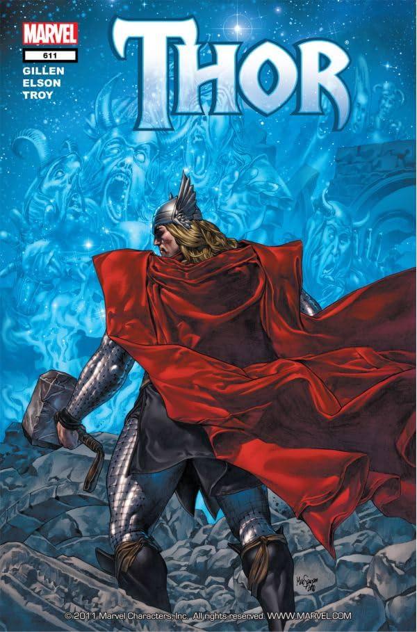 Thor (2007-2011) #611