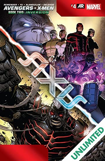 Avengers & X-Men: Axis #4 (of 9)