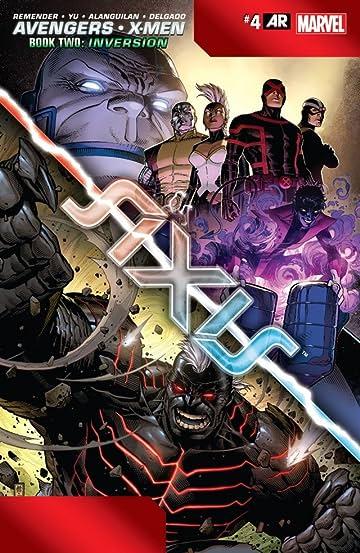 Avengers & X-Men: Axis #4 (of 9)