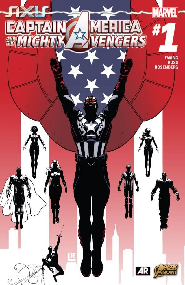 Captain America and the Mighty Avengers (2014-2015) #1
