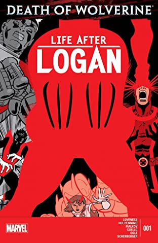 Death of Wolverine: Life After Logan No.1