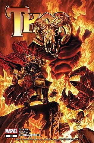 Thor (2007-2011) #613