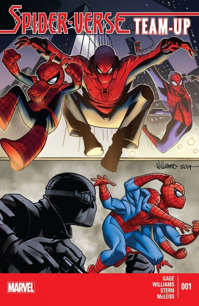 Spider-Verse Team-Up #1 (of 3)