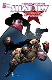The Shadow: Midnight in Moscow #5 (of 6): Digital Exclusive Edition
