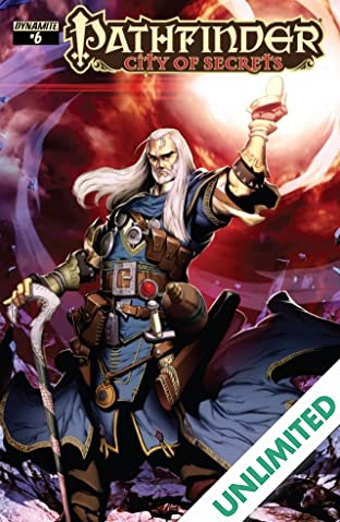 Pathfinder: City of Secrets #6 (of 6): Digital Exclusive Edition