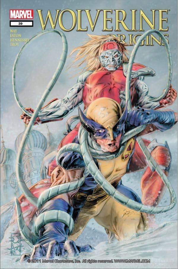 Wolverine: Origins #39