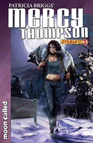 Patricia Briggs' Mercy Thompson: Moon Called #3